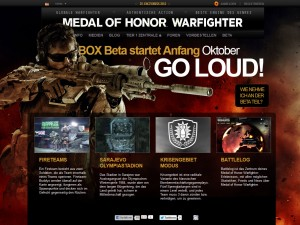 Details zur Medal of Honor: Warfighter Beta